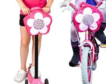 Flower Scooter or Bike Bag
