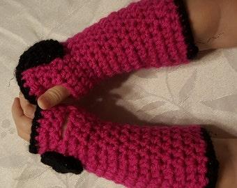 Finger-less Gloves (Toddler)