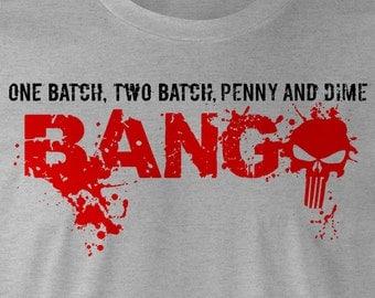 Punisher  T-shirts, Punisher Tee, Punisher T-shirt, Punisher Tees, Marvel Punisher Tee, DareDevil Netflix, Punisher Bang, Punisher Netflix