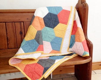 Elliott Hexagon Quilt