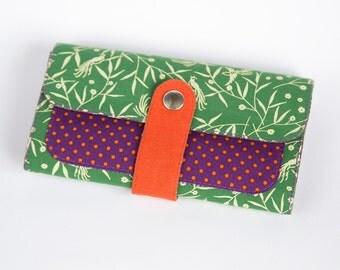 """handmade women's purse """"Zarptitsi"""""""