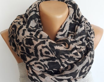 Ikat Printed Scarf- Ikat Long Scarf- Ikat Soft Scarf- Pareo- Summer Scarf
