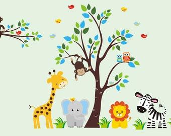 "Nursery Wall Decals - Baby Brother - Nursery Decor - Baby Fashion - Nursery Stickers - Wall Decals - NurseryDecals4You - Deco - 83"" x 125"""
