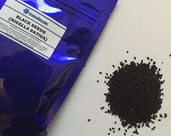 Organic Black Seeds