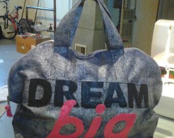 Dream Big Overnight Bag