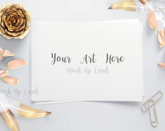 Mock up Styled feminine  | landing page background | website header | social media | for blog, web site, webshop