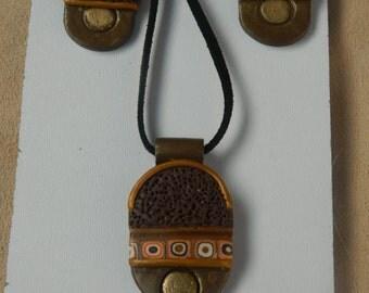 Ethnic jewelry sets