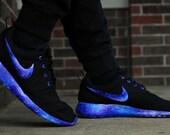 Men's Nike Roshe Run Galaxy