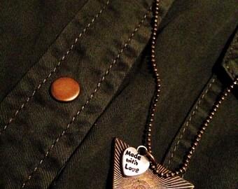Vintage Fashion Handmade Necklace