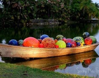 The Boat - Chihuly
