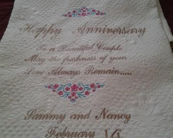 anniversary lap guilt, wedding new born