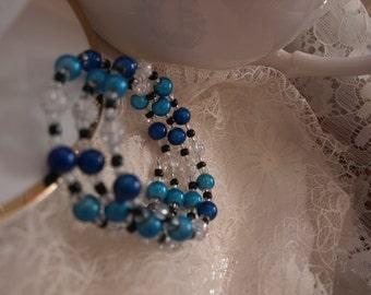 Blue Parrot Bracelet
