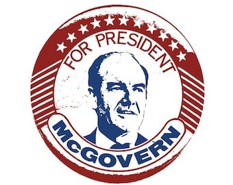 McGovern for President