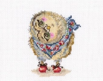 "Counted Cross Stitch Kit ""RTO"" - ""What a wonderful world!"""