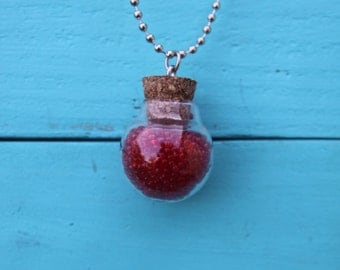 Love Health Potion necklace World of Warcraft Wow