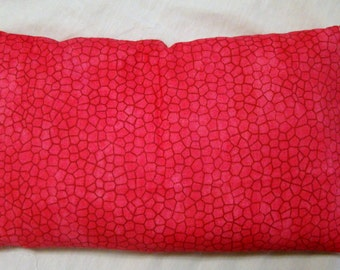 Microwave Heating Pad - Washable Cover - Unscented / Hot or Cold Therapy / Cramps / PMS / Pain Relief / Sprains / Aches  & Pains / Headaches