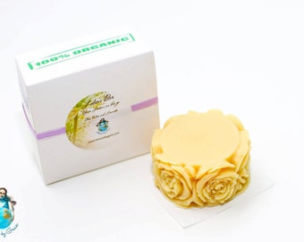 Organic Deluxe Shea Butter Lotion Bar