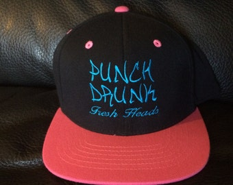 Punch Drunk Fitted size 1 men's medium, women's large