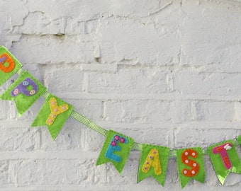 Easter banner / bunting