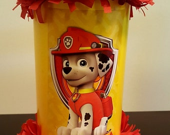 Mini Pinata Party Favors Paw Patrol Goodie Bags Party Bags Birthday Minnie Mouse