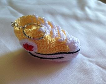 Baby converse shoe Keychain