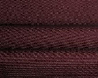 Acier Cordura ® - color: bordeaux - 0.5m