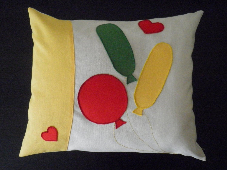 White yellow baby nursery pillow casehearts pillowbaby - Whiten yellowed pillows ...