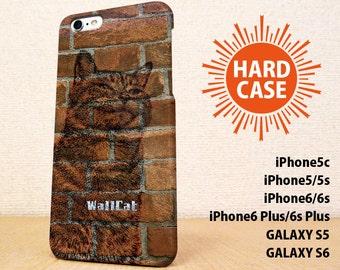 WallCat iPhone5s case iPhone6 case iPhone6s case iPhone6 Plus  case iPhone6s Plus case GALAXY case