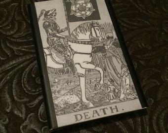 Death Tarot Card Novelty Wallet
