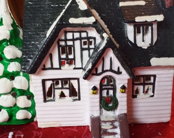 Dept 56 Snow Village - Main Street House