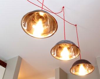 Lyne - suspended lamp