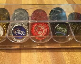 Beer Cap Poker Chip Set