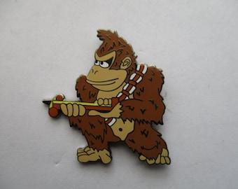 Chewy Kong Hat Pin