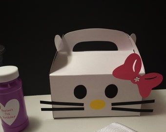Hello Kitty Party Favor Box