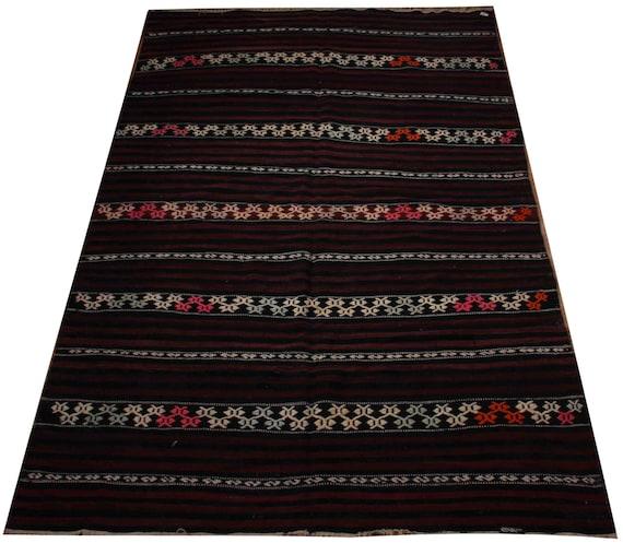 Items Similar To Tribal Rug Kitchen Rug Cottage Chic Kilim