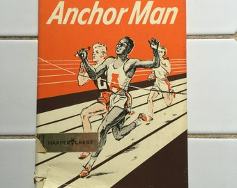 Anchor Man by Jesse Jackson- 1947