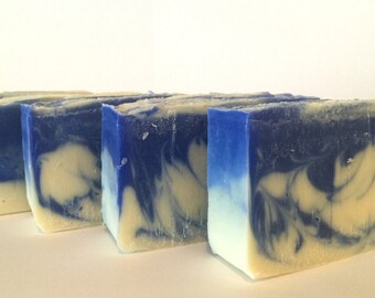 SPRING RAIN SOAP   Handmade   Cold Process Soap   Refreshing Scent   *Fancy*