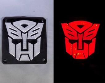 Transformers Autobot Nightlight