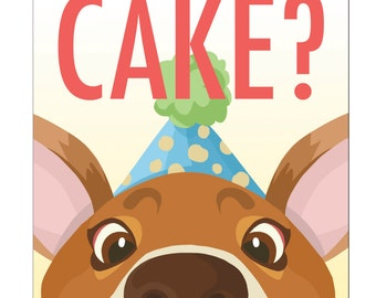 Did you say Cake?