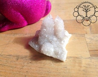 Spirit Quartz Crystal Cluster