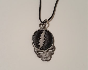 Grateful  Dead  necklace