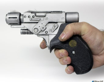 Phased Plasma Gun (PPG) from Babylon 5 [Fan-art]