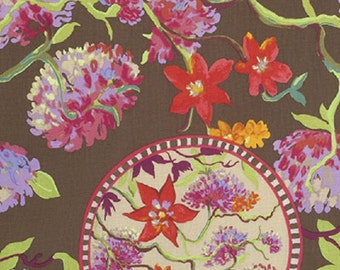 "Nel Whatmore ""Orient""   Orient  Sunset  for Westminster Fabrics   Cotton"
