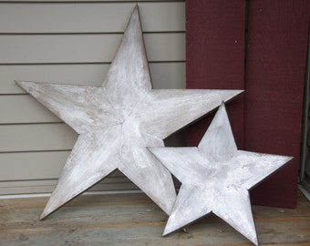 Wooden Stars Handcrafted