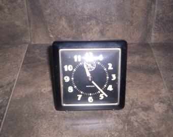 Vintage Westclox Wind Clock