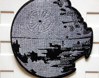 May The Force Be With You Star Wars Iron On Patch