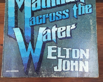 Elton John, Madman across the Water, 1972