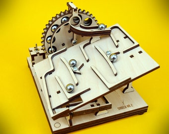 Electric Marble Machine KIT No.2 - Build Your Own