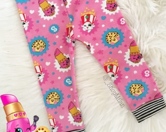 Shopkin baby/toddler leggings