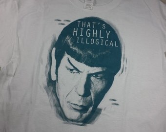 That's Highly Illogical